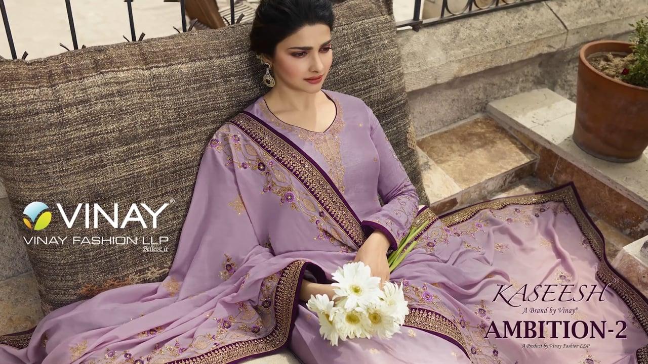 Vinay Fashion – Ambition-2 Catalogue