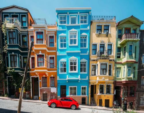 Balat-Sokakları