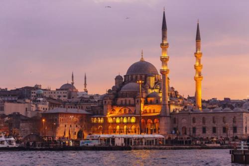 Istanbul-Turkey-Tourism